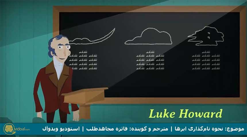 نحوه نامگذاری ابرها