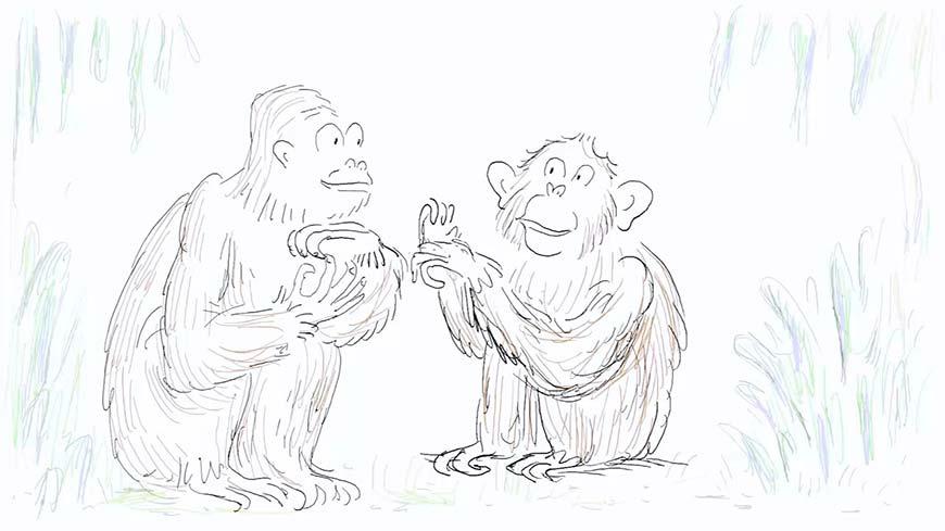 آیا حیوانات با هم صحبت میکنند؟