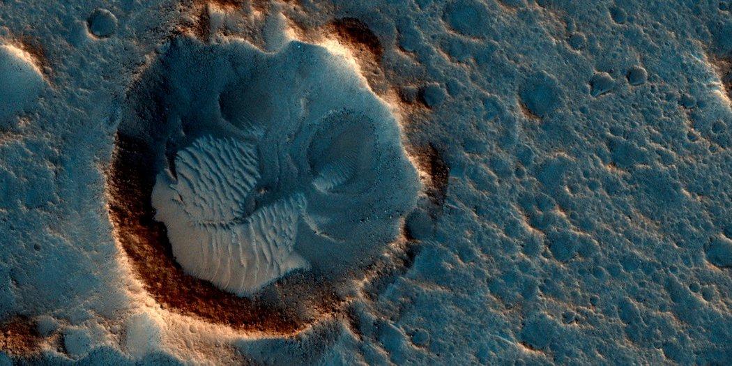 ساخت و ساز در مریخ
