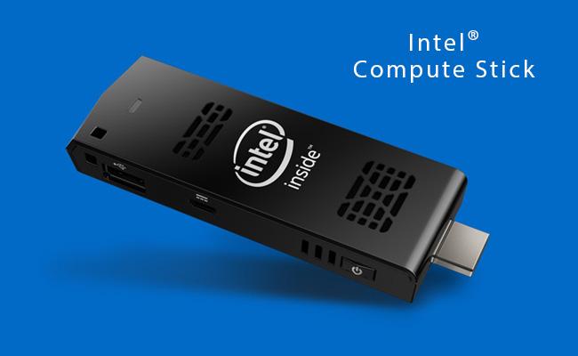 اینتل کامپیوت استیک (Intel® Compute Stick)