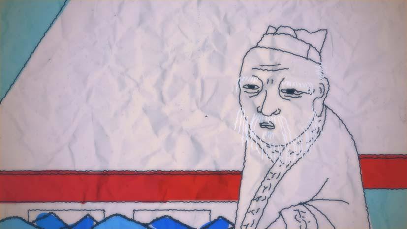 کنفسیوس چه کسی بود؟