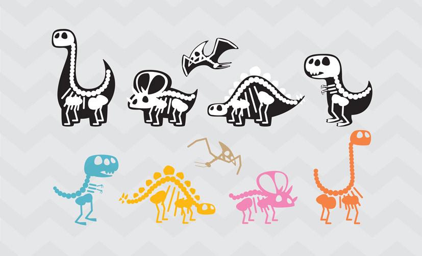 دایناسورها چه رنگی بودند؟