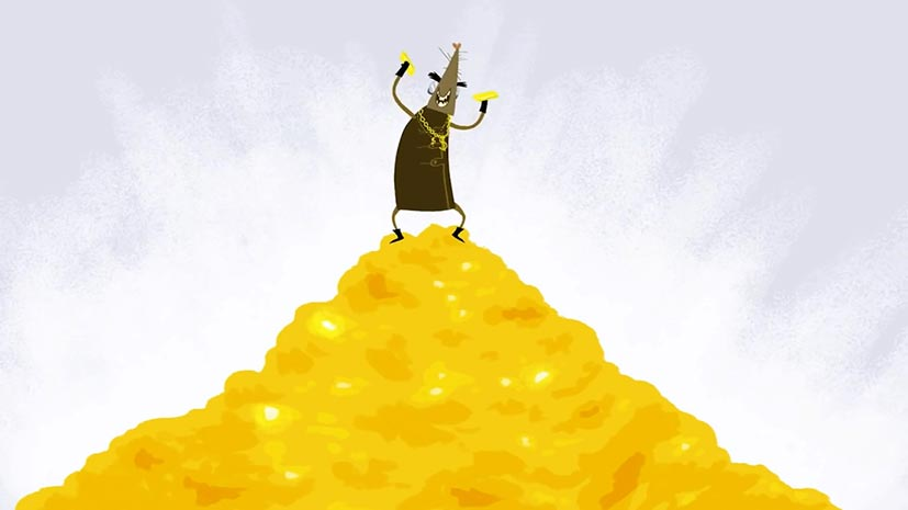 طلا از کجا میاد؟