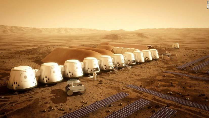 آیا واقعا میتونیم روی مریخ زندگی کنیم؟