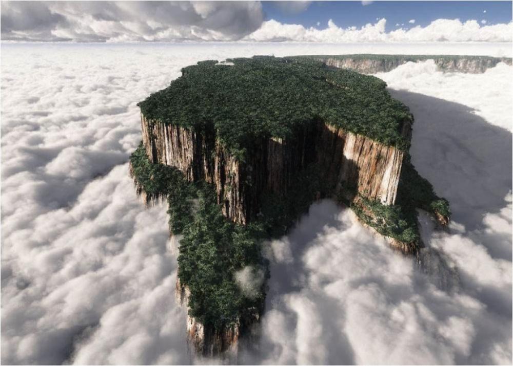 کوه رورایما، ونزوئلا