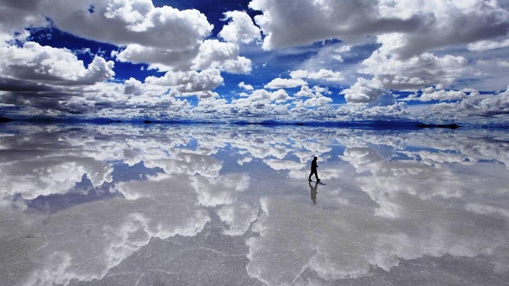 دریاچه ی نمک سالار دوییونی، بولیوی