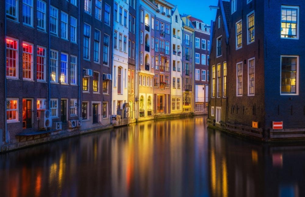 پنجره های آمستردام