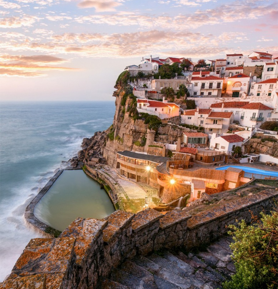 Azenhas do Mar، پرتغال
