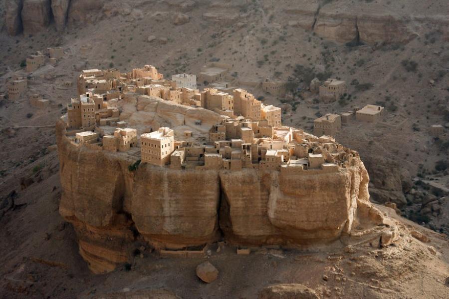 وادی داوان، یمن