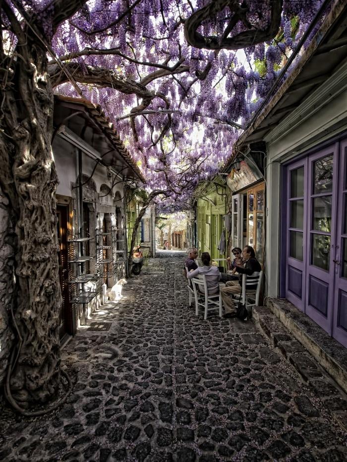 لزبوس، یونان