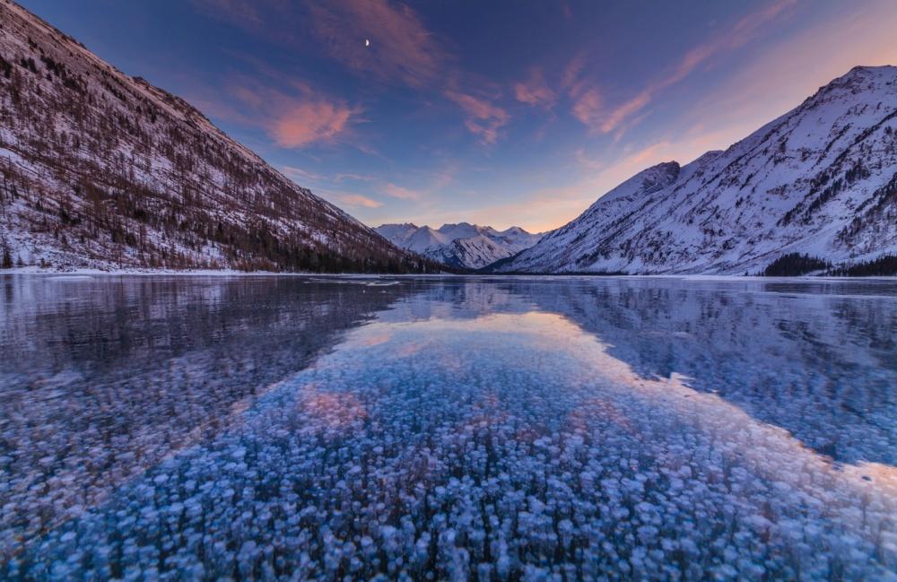 دریاچه ی مالتیناسکی،منطقه آلتای