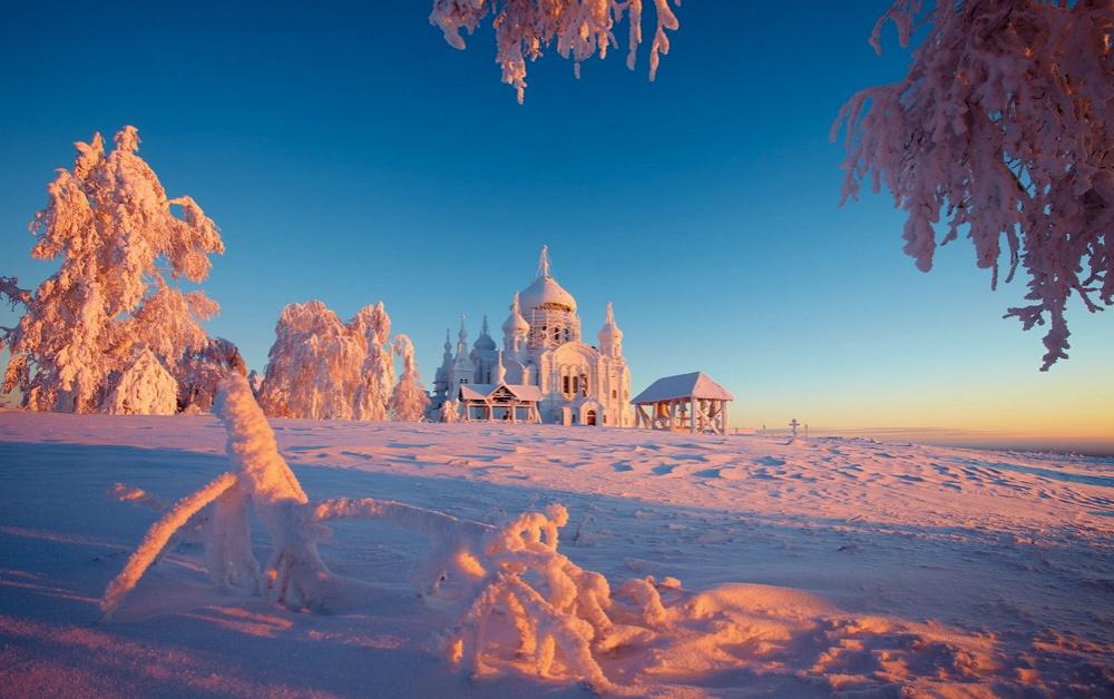صومعه بلاگورسکی، منطقه ی پرم، روسیه