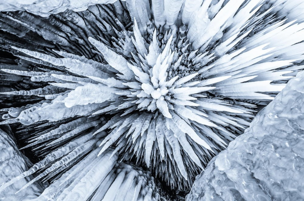 استلاتیکت های یخی