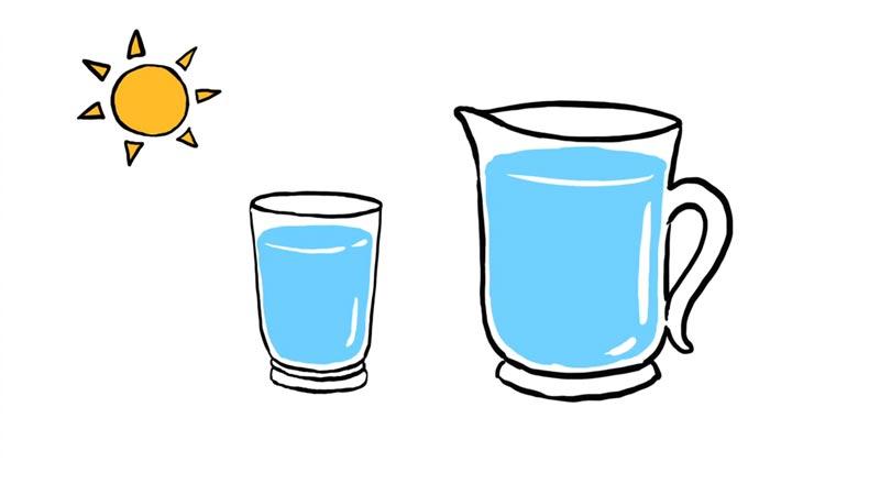 اگر آب ننوشیم چه اتفاقی میافتد؟