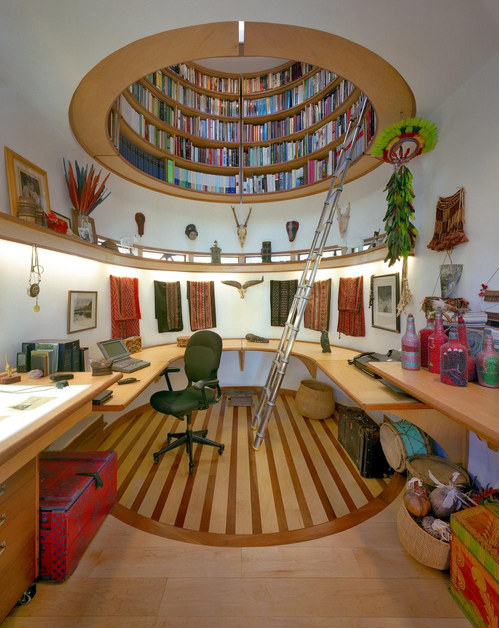 کتاب خانه سقفی