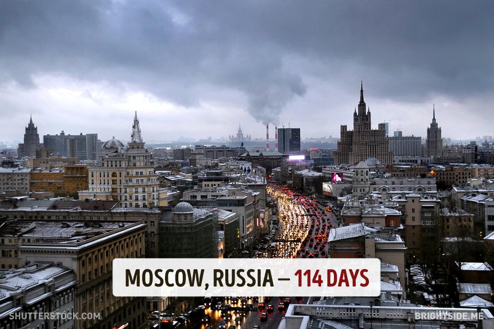 مسکو، روسیه
