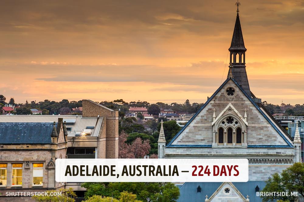 آدلاید، استرالیا