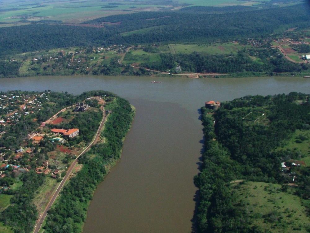 آرژانتین - برزیل - پاراگوئه