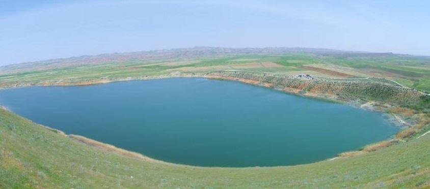 دریاچه بزنگان، سرخس