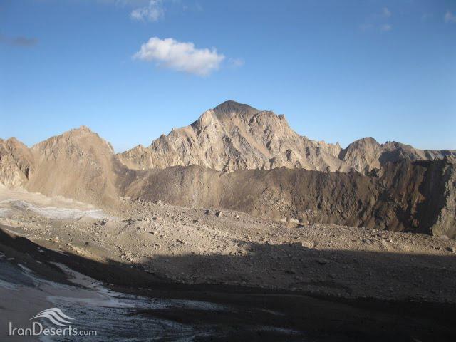قله تخت سلمان