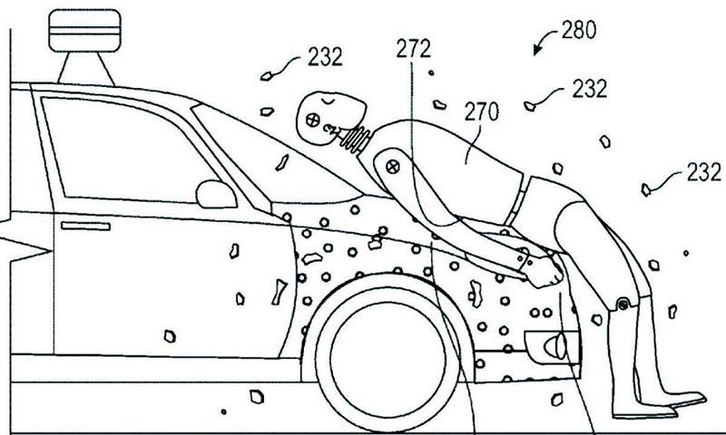 با اختراع گوگل به خودروها میچسبید