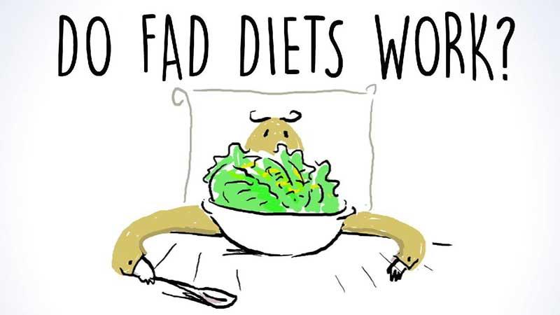 آیا رژیمهای غذایی مد روز کارآمد هستند؟