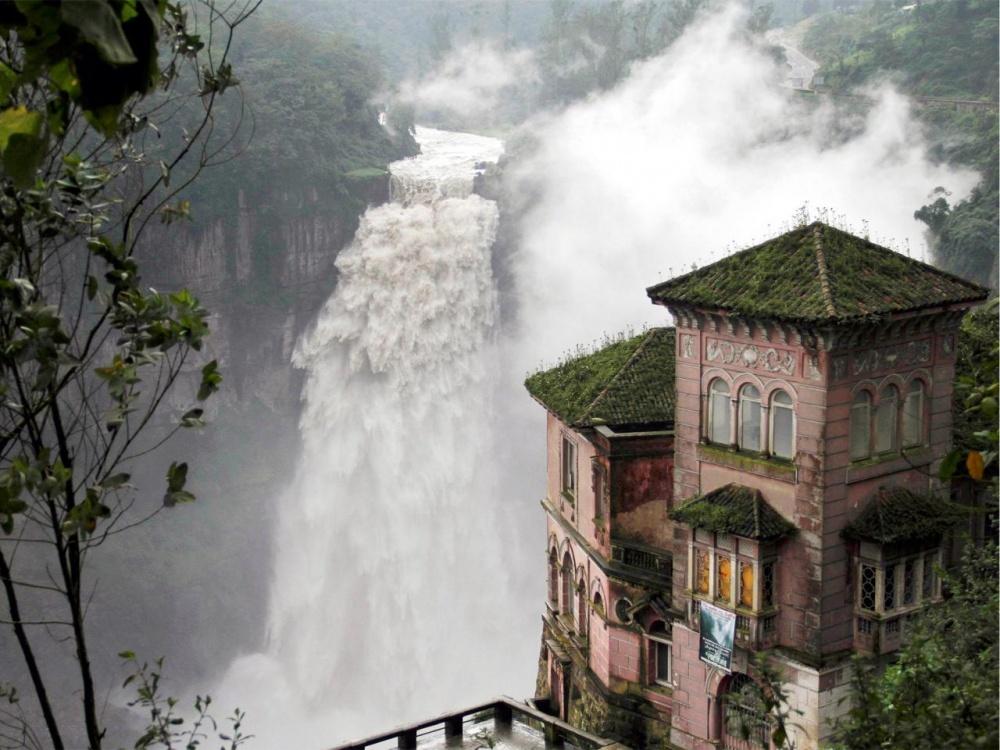 هتل دل سالتو، کلمبیا