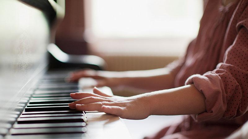 با آموزش موسیقی کودکان سالمتری داشته باشید