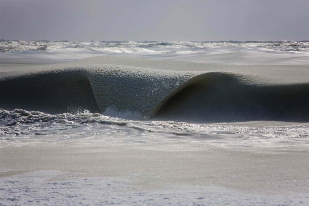 موجهای یخ زده در زمستان بیسابقه آمریکا