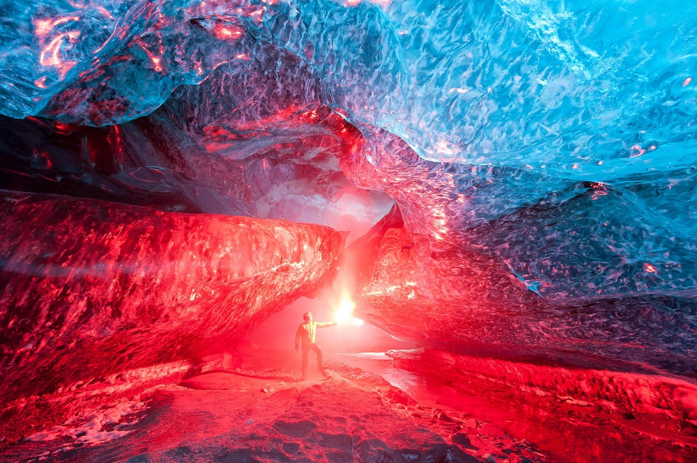 یخچال واتناجوکول (Vatnajökul) در ایسلند