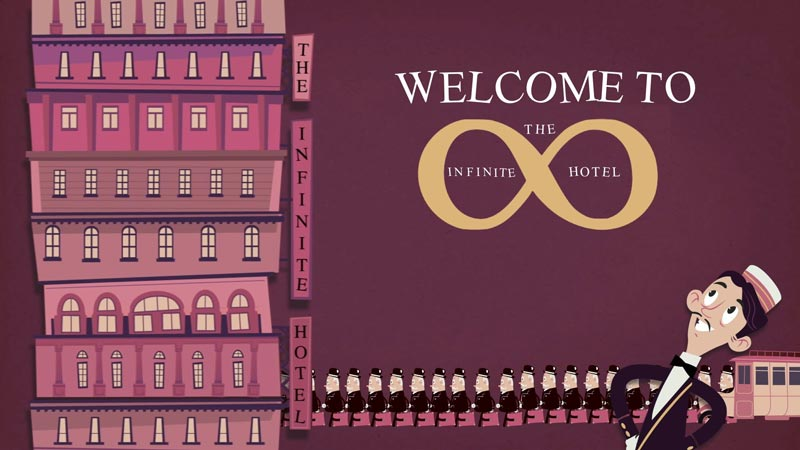 تناقض هتل بینهایت