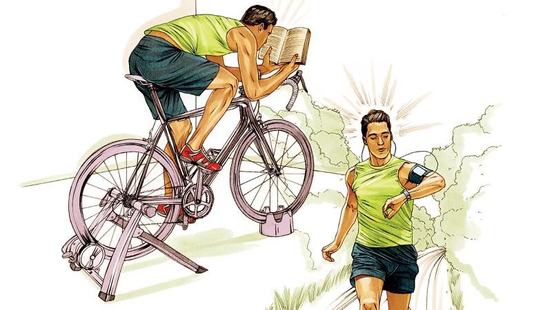تمرینات بدنی تاثیر اندکی بر کاهش وزن دارد