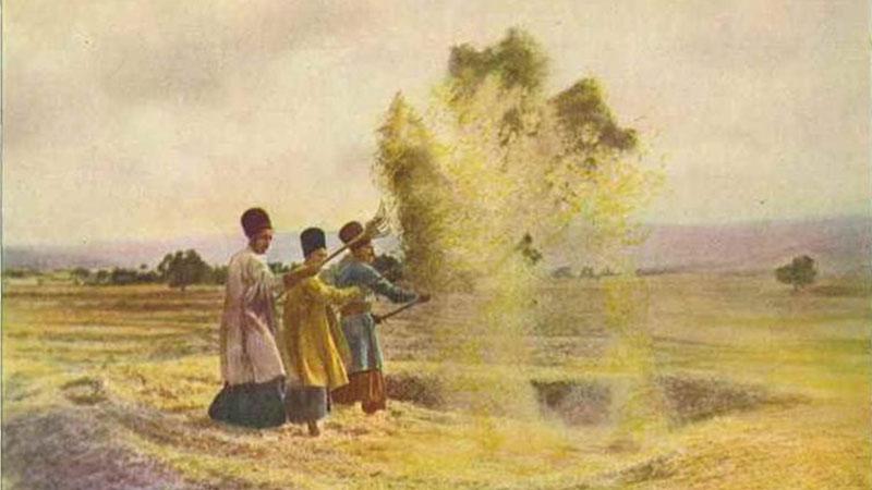 آیا ایرانیان اولین کشاورزان تاریخاند؟