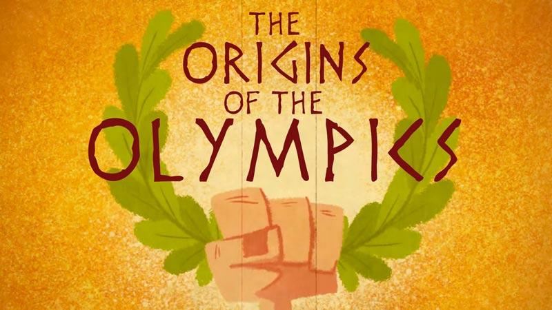 منشاء باستانی المپیک