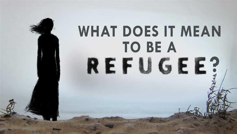 معنای پناهندگی