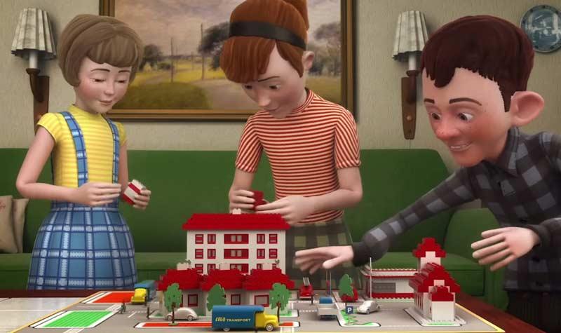داستان لِگو - LEGO