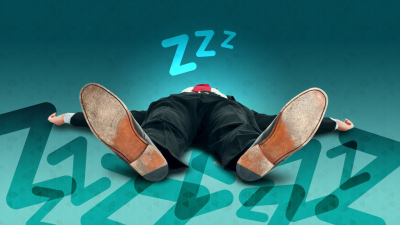 چرا پس از صرف ناهار احساس خوابآلودگی میکنیم؟