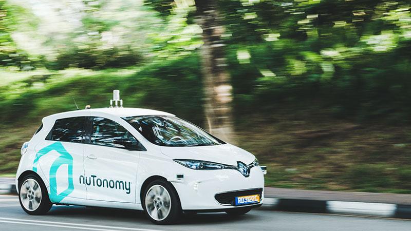 سنگاپور میزبان اولین تاکسیهای خودران جهان