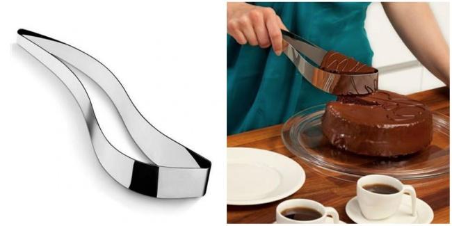 چاقوی نگهدارندهی کیک