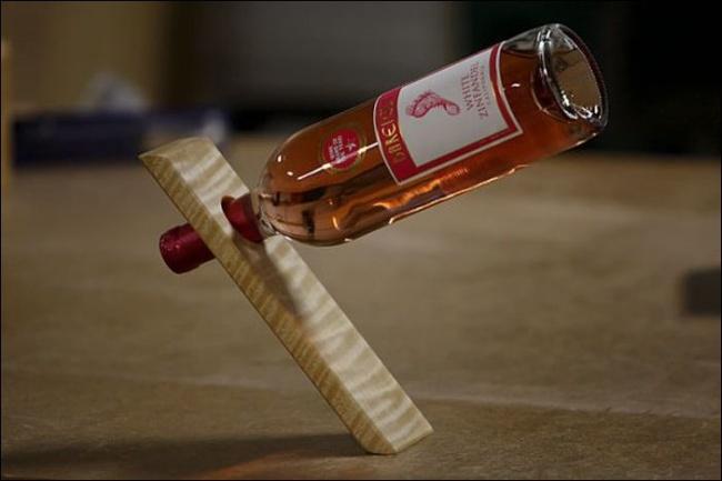 نگهدارندهی بطری، بسیار کاربردی!