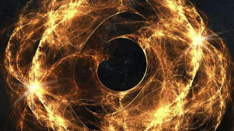 مشاهده تولد یک سیاهچاله برای اولین بار در تاریخ