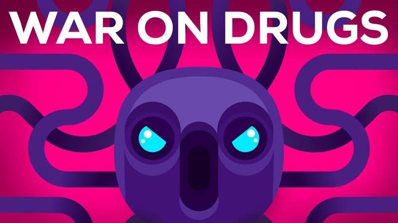 چرا مبارزه با مواد مخدر یک شکست بسیار بزرگ به حساب میآید؟