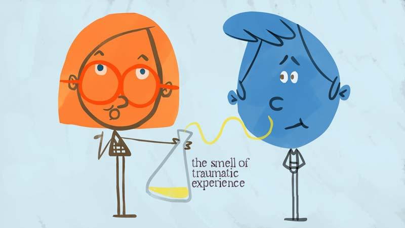 حس بویایی چهطور عمل میکند؟