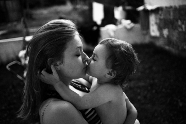 شیرینترین بوسه دنیا