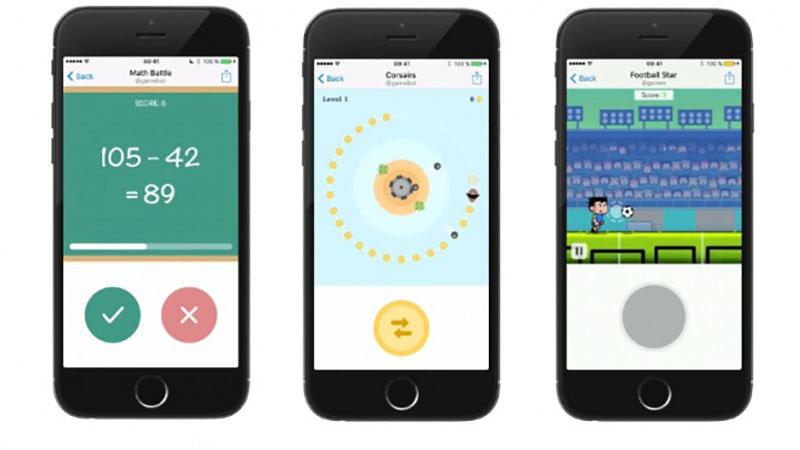با نسخه جدید تلگرام فوتبال بازی کنید
