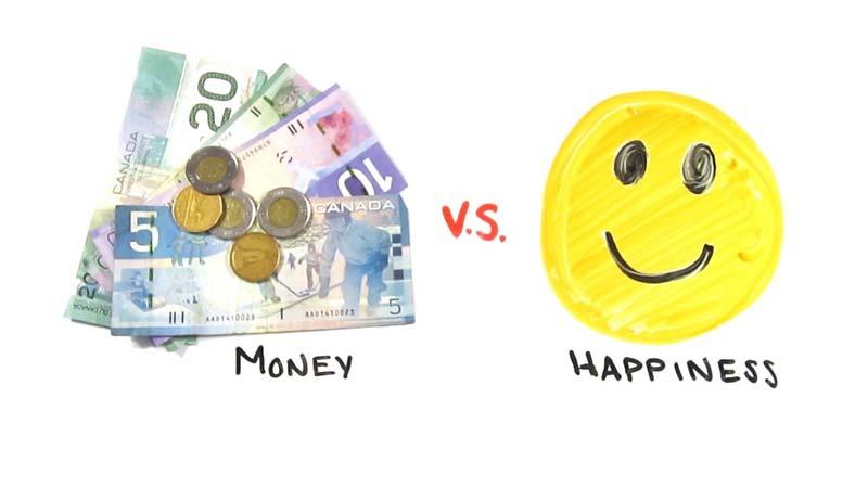 آیا خوشبختی را میتوان با پول خرید؟