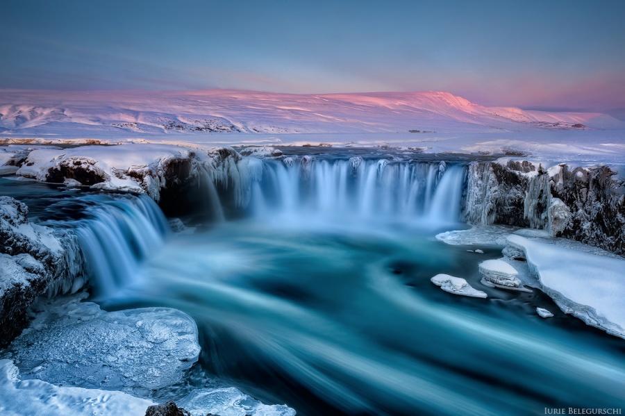 آبشار گوافوس، ایسلند