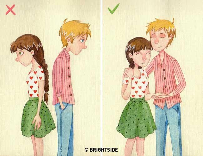 ۵- با افراد پیرامون خود رابطه قدرتمندی ایجاد کنید.