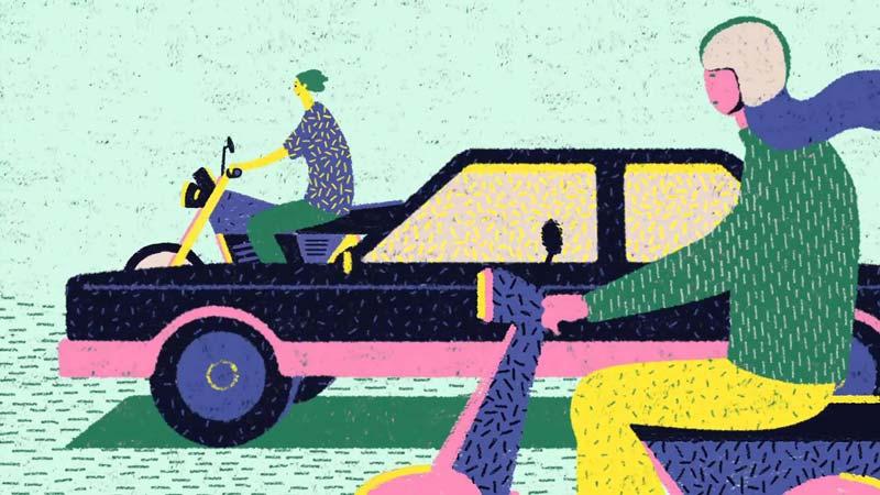 دوراهی اخلاقی استفاده از ماشینهای خودران