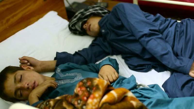 داستان دو برادری که در روز سالم و در شب فلجاند